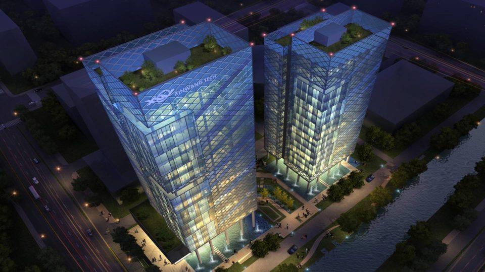 南京某办公楼项目