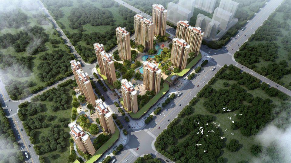 晋江某住宅小区设计