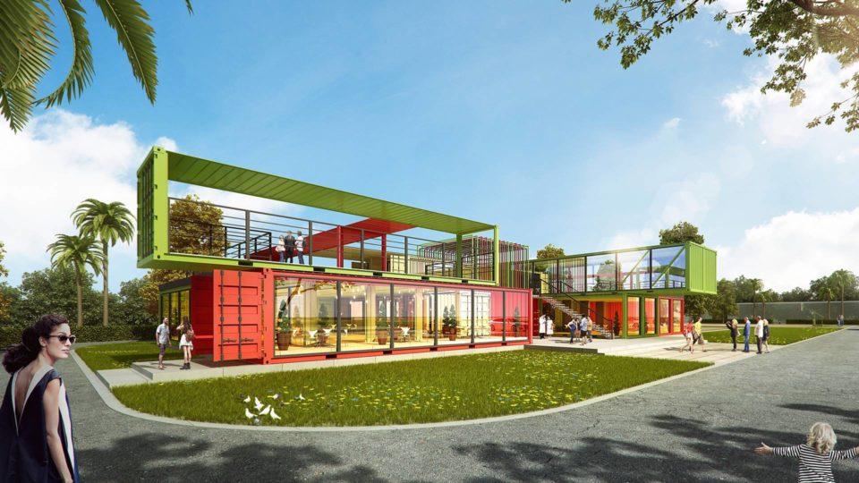 泉州某医院改扩建设计