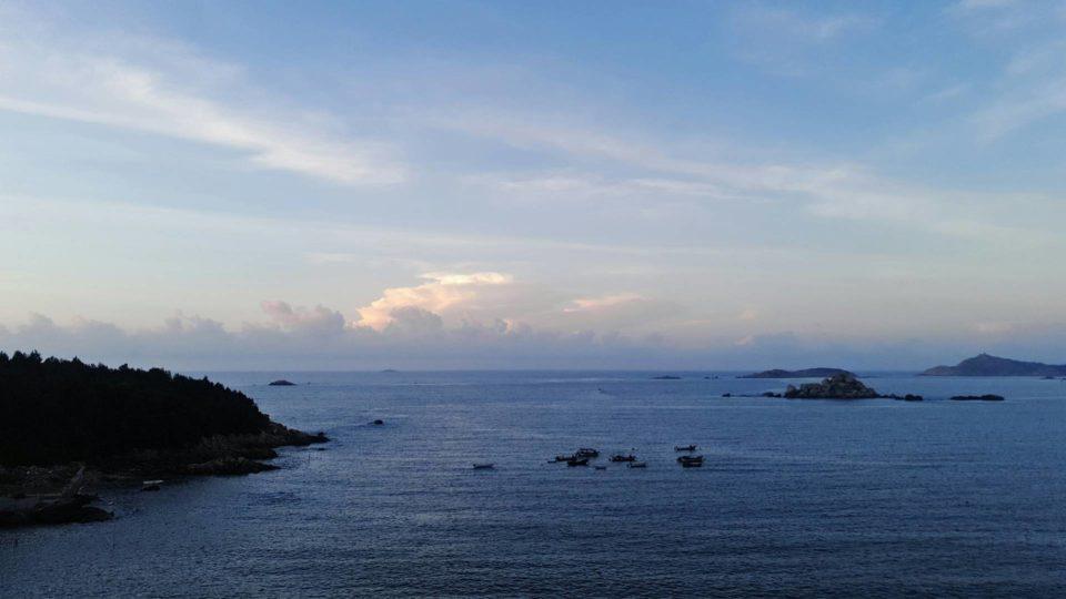 湄洲岛两日