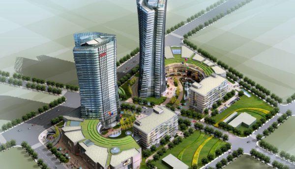 南京某科技园项目设计