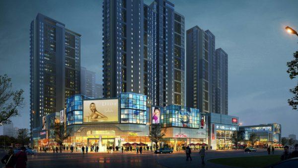 南京某住宅区项目设计