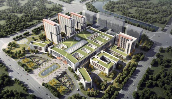 漳州某医院新院区设计投标稿