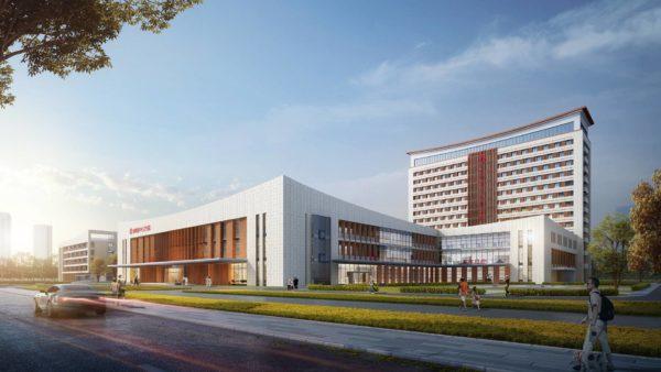 惠安某医院设计